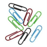 Multi-Coloured Paper Clips 33mm
